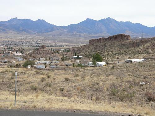 arizona brown southwest route66 desert dry kingman