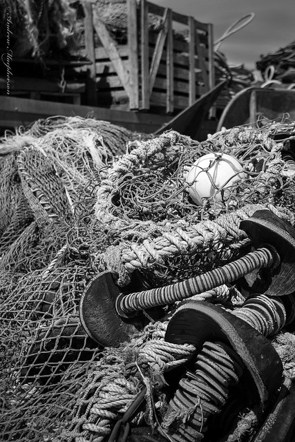 Fishing Gear Old Quay, Campbeltown