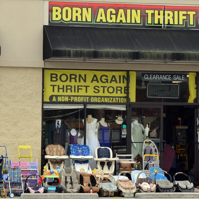Born Again Thrift