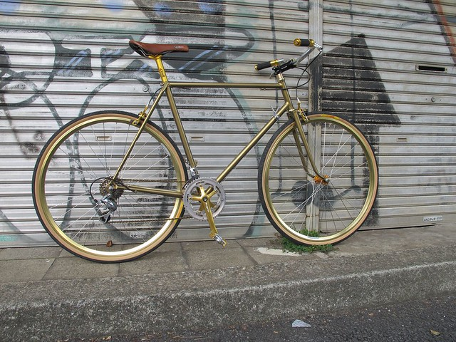 Mr.MGM's Gold Sportif
