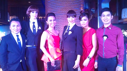 Shu Uemura Philippines Brand Manager and Makeup Artists