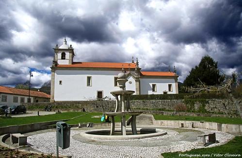 Igreja Matriz de Carvalhais - Portugal