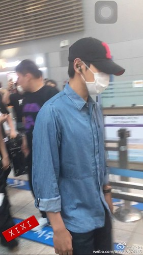 BIGBANG Departure Seoul Incheon to Foshan 2016-06-10 (22)