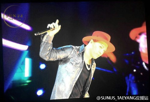 Tae Yang - V.I.P GATHERING in Harbin - 21mar2015 - SUNANDUS - 02
