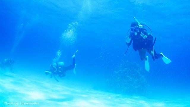 黒島ブルーにたっぷり癒やされましたね♪