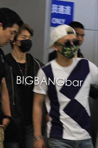 Big Bang - Shanghai Airport - 19jun2015 - BIGBANGbar - 03