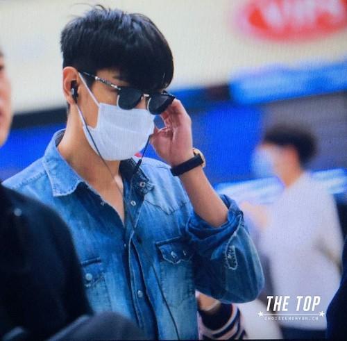 BIGBANG arrival Seoul ICN from Macau 2016-09-05 (6)