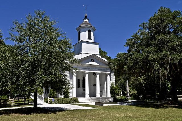 Edisto Island Presbyterian Church - Edisto South Carolina
