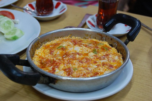 Turkish omelet