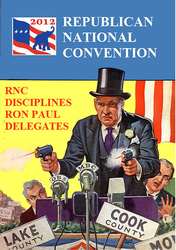 Ron Paul Rumble at Republican Convention