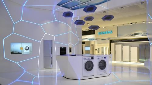 Дом будущего Siemens на IFA 2012