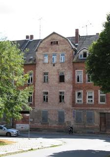 Gebäude in Chemnitz (verfallen)