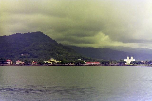 Apia - Samoa - South Pacific