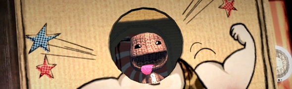 Sack it to Me: LBP PS Vita Goes Gold