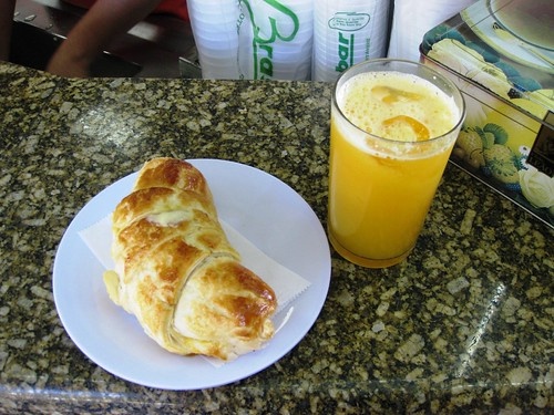 Brazilian breakfast