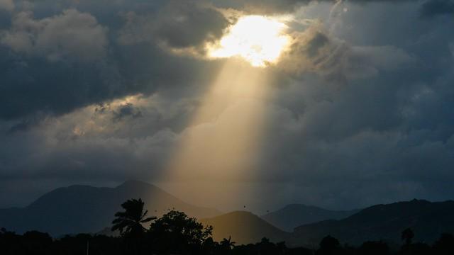 Ray of Light on Cap Haitien, Haiti