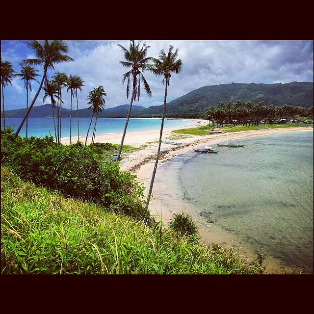 Calitang/Nacpan Beach