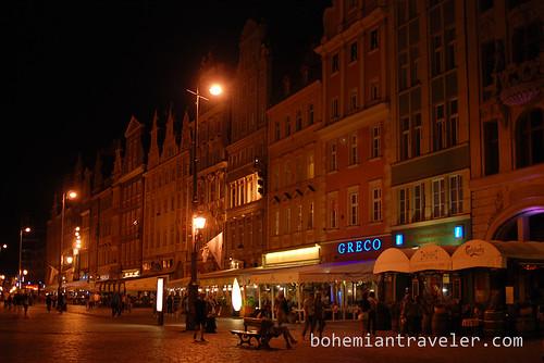 Wroclaw Market Sqaure Rynek (2)