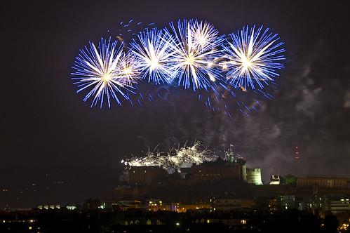Festival Fireworks 2012 18