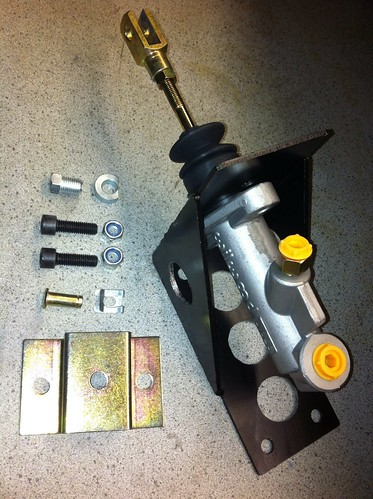 Hydraulic Handbrake