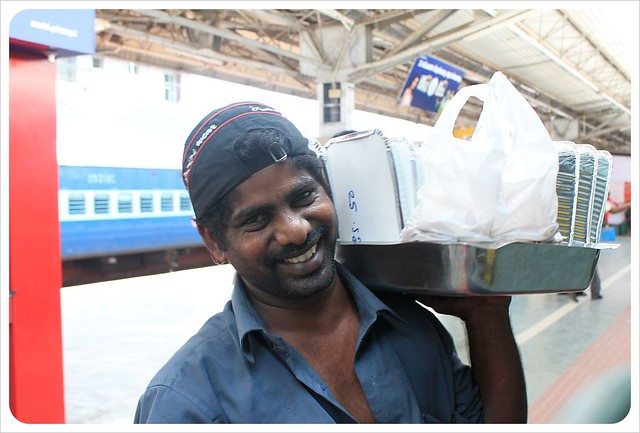 train food vendor