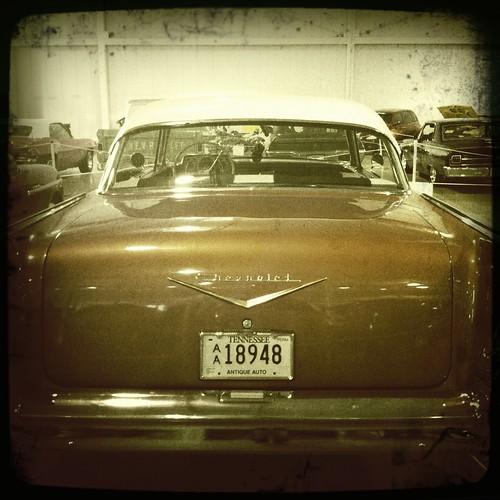 Classic cars, Delta Fair, Memphis, Tenn.