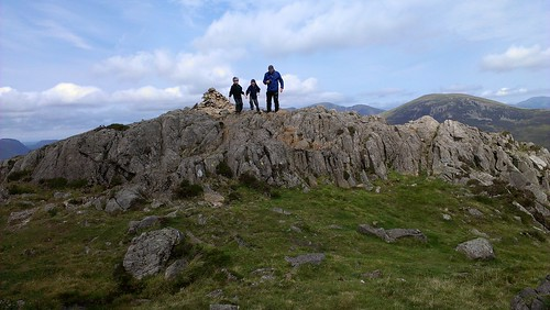 SUMMIT OF HAYSTACKS