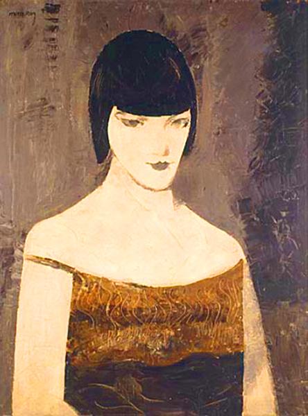 Kiki de Montparnasse, 1923