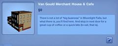 Van Gould Merchant house & Cafe