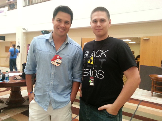 Michael copon & Black Belt Beads