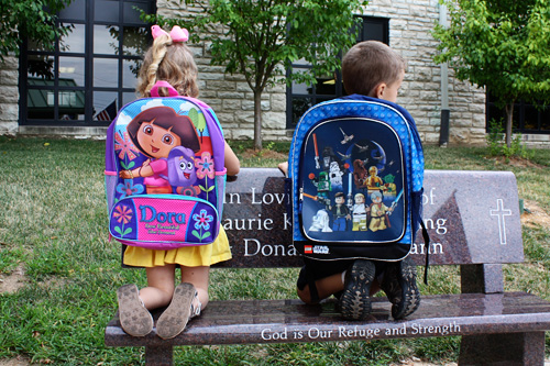 Back-of-backpacks