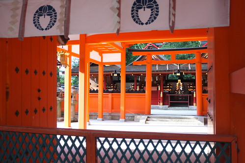 2012夏日大作戰 - 京都 - 吉田神社 (6)