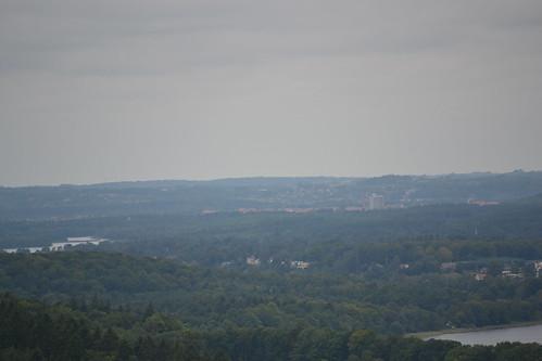 denmark view danmark 2012 udsigt himmelbjerget silkeborg