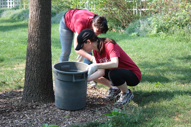 Scripps Networks Interactive Volunteer Day. Photo by Hayley Levenson.