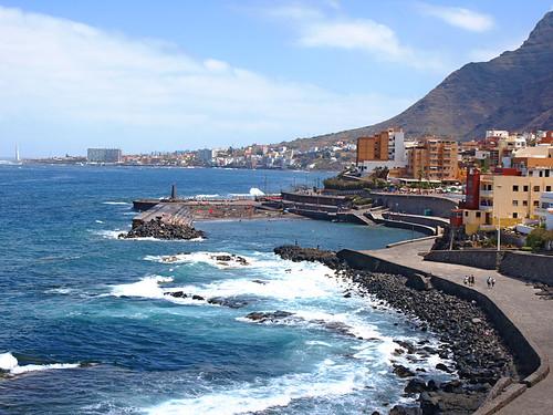 Bajamar - Punta de Hidalgo, Tenerife