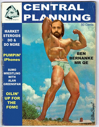 CENTRAL PLANNING MAGAZINE by Colonel Flick