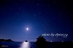 moon light & star