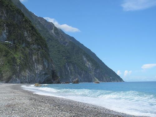 23.崇德遊憩區與清水斷崖