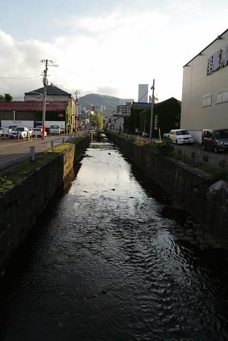 Otaru streets