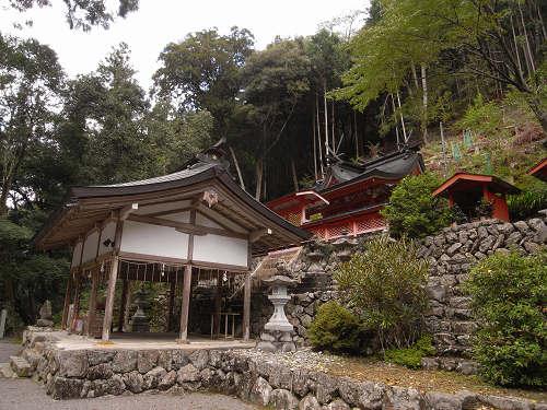 桜木神社と象の小川@吉野町-09