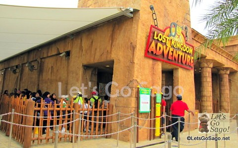 Lost Kingdom Adventure