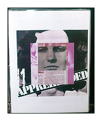 APPREHENDED, Richard Newton © 1975, 2012