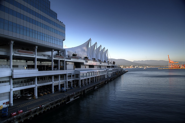 Sunset by Pan Pacific Vancouver