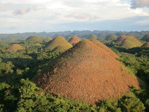 05 Chocolta Hills, Bohom Island, Philippines