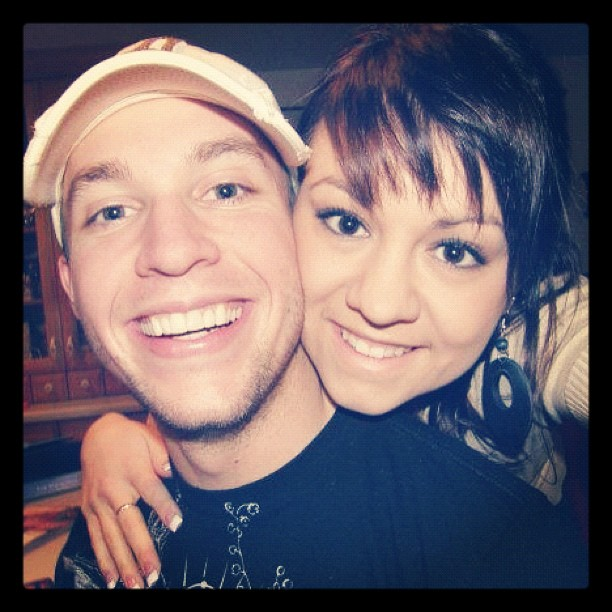 Me and my fella; the early days. #throwbackthursday cc: @seanwn86