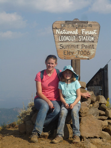 Summit Point lookout
