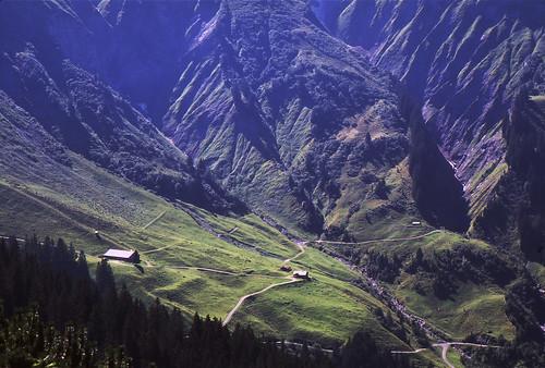 無料写真素材, 自然風景, 山, 風景  オーストリア