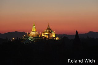 Glowing Bagan