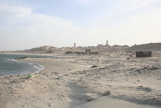 Cabo Cansado e Cabo Branco, Mauritânia