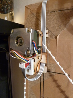 Polargraph motor brackets v2